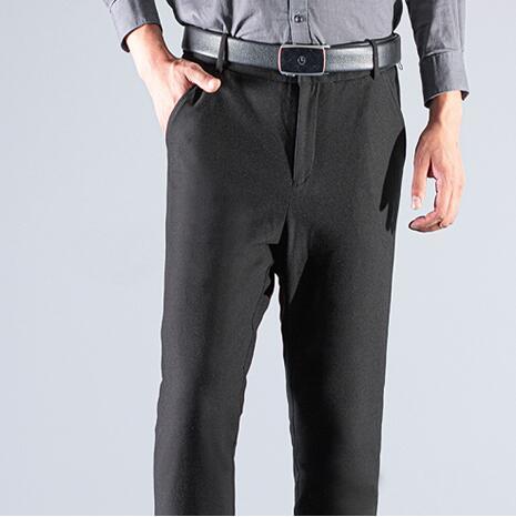 冬季,选择一条不臃肿的保暖时尚羊毛裤很重要